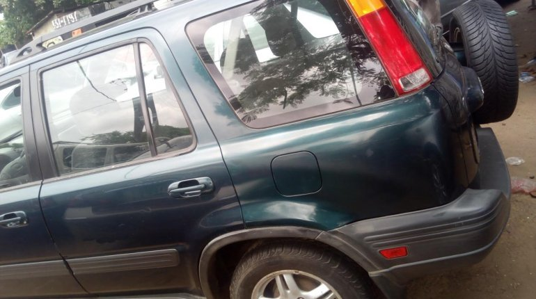 Nigerian Used 2000 Honda CR-V -2
