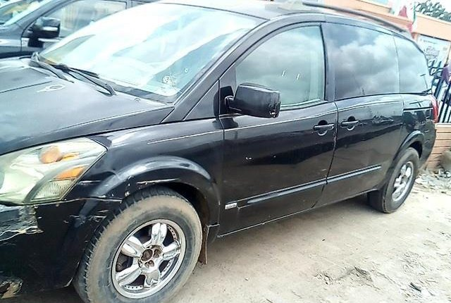 Super Clean Nigerian used Nissan Quest 2006-5