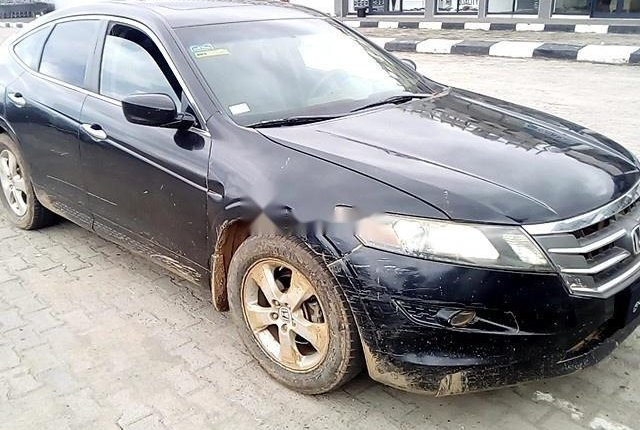 Neat Nigerian used  Honda Accord CrossTour 2010-4