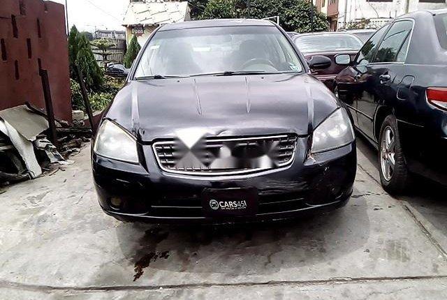 Clean Nigerian Used Nissan Altima 2006-1