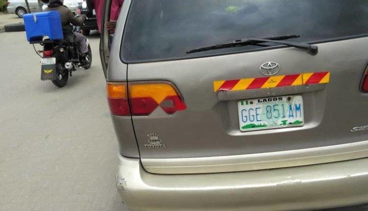 Nigerian Used 1999 Toyota Sienna -2