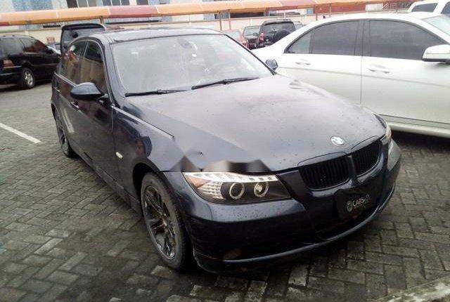 Clean Nigerian Used BMW 5 Series 2008-4