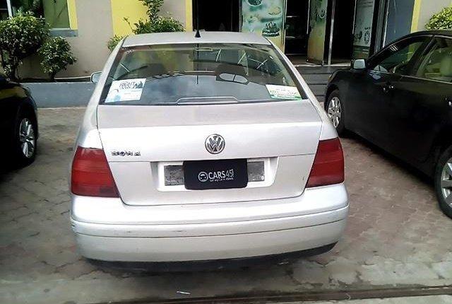 Nigerian Used 2001 Volkswagen Jetta Petrol-7