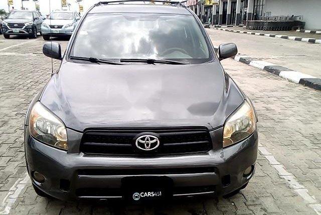 Clean Nigerian Used  Toyota RAV4 2006-0