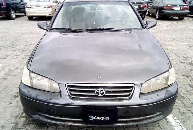Neat Nigerian Used Toyota Camry 2001-1