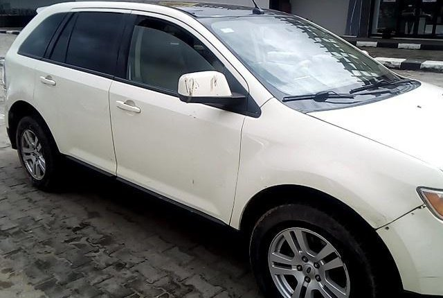 Super Clean Nigerian used 2007 Ford Edge Petrol Automatic-6