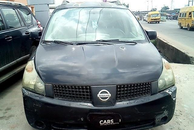 Super Clean Nigerian used Nissan Quest 2006-0