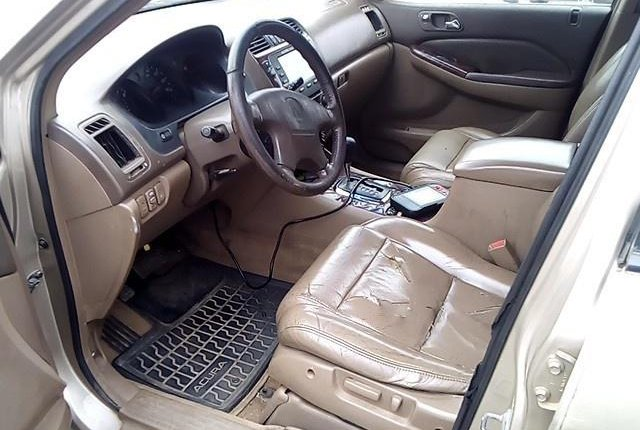 Neat Nigerian used 2002 Acura MDX for sale-10