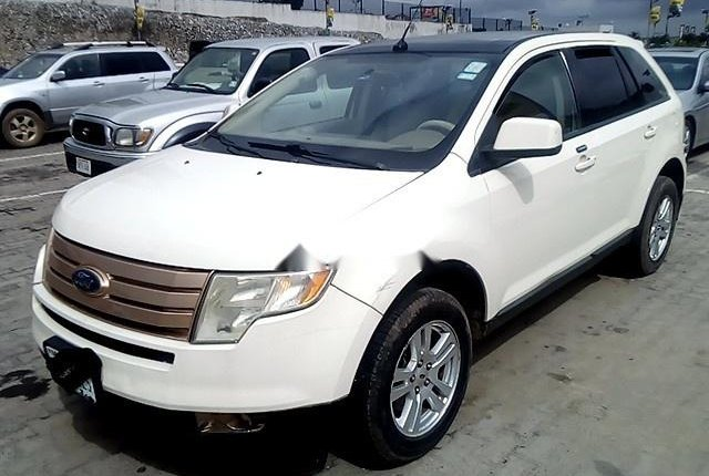 Super Clean Nigerian used 2007 Ford Edge Petrol Automatic-2