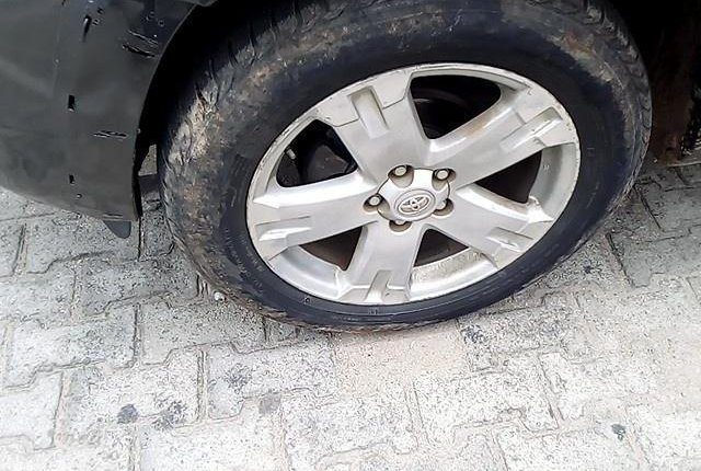 Clean Nigerian Used  Toyota RAV4 2006-13