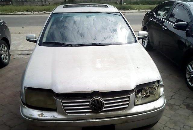 Nigerian Used 2001 Volkswagen Jetta Petrol-0