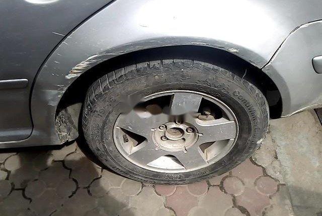 Nigerian Used 2001 Volkswagen Jetta Petrol-13