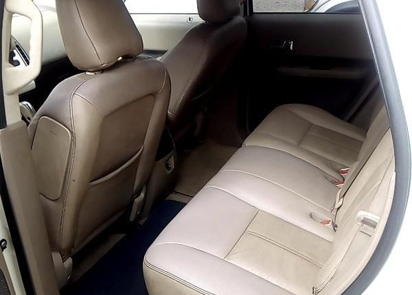 Super Clean Nigerian used 2007 Ford Edge Petrol Automatic-11