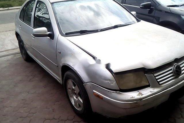 Nigerian Used 2001 Volkswagen Jetta Petrol-4