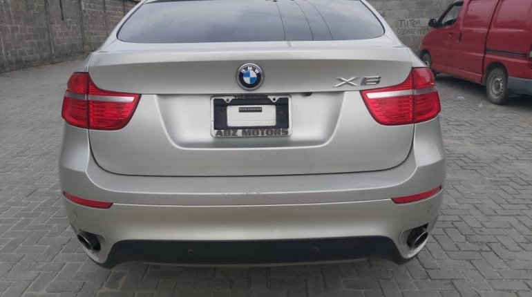 Foreign Used BMW X6 2010-1