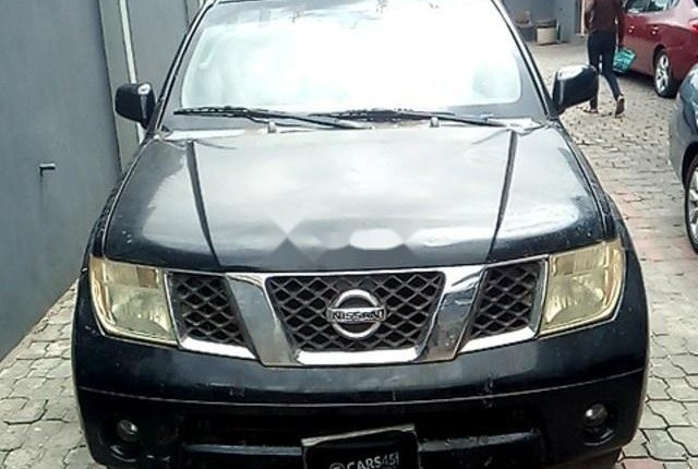 Neat Nigerian used Nissan Pathfinder 2006-0