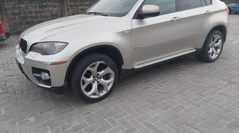 Foreign Used BMW X6 2010-2