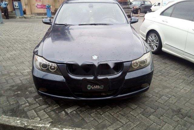 Clean Nigerian Used BMW 5 Series 2008-0