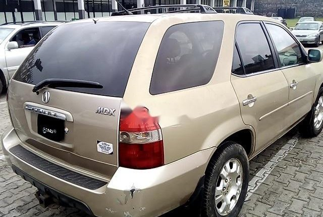 Neat Nigerian used 2002 Acura MDX for sale-9