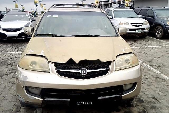Neat Nigerian used 2002 Acura MDX for sale-0