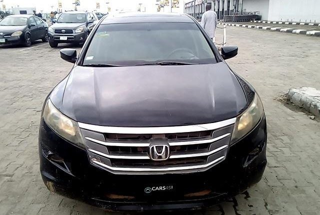 Neat Nigerian used  Honda Accord CrossTour 2010-1