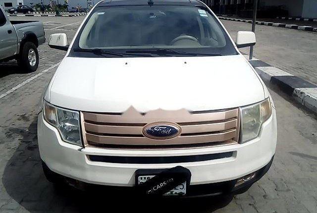 Super Clean Nigerian used 2007 Ford Edge Petrol Automatic-1