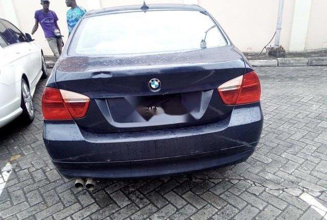 Clean Nigerian Used BMW 5 Series 2008-7