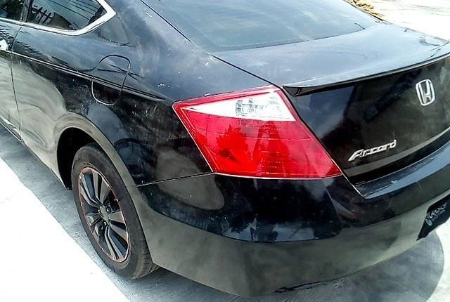 Very Clean Nigerian used 2009 Honda Accord for sale-8