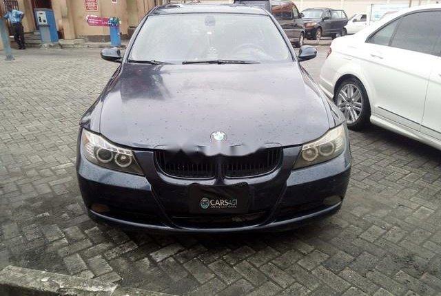 Clean Nigerian Used BMW 5 Series 2008-1