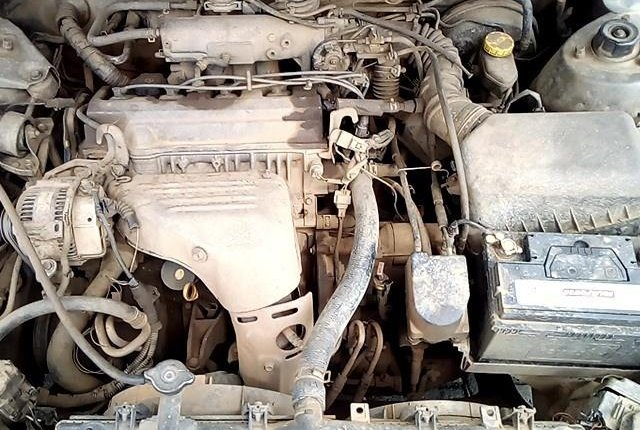Neat Nigerian Used Toyota Camry 2001-12