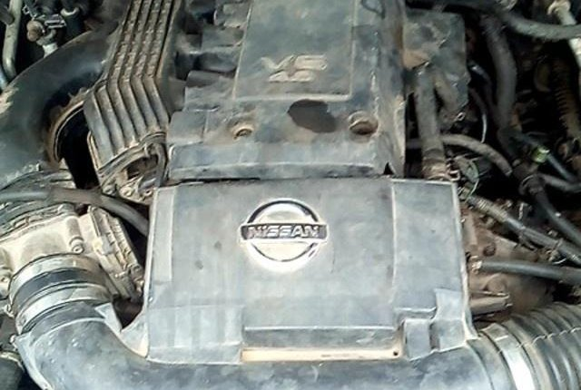 Neat Nigerian used Nissan Pathfinder 2006-12