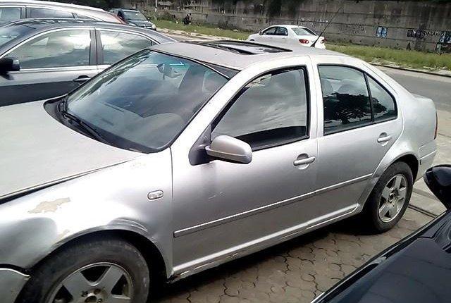 Nigerian Used 2001 Volkswagen Jetta Petrol-5