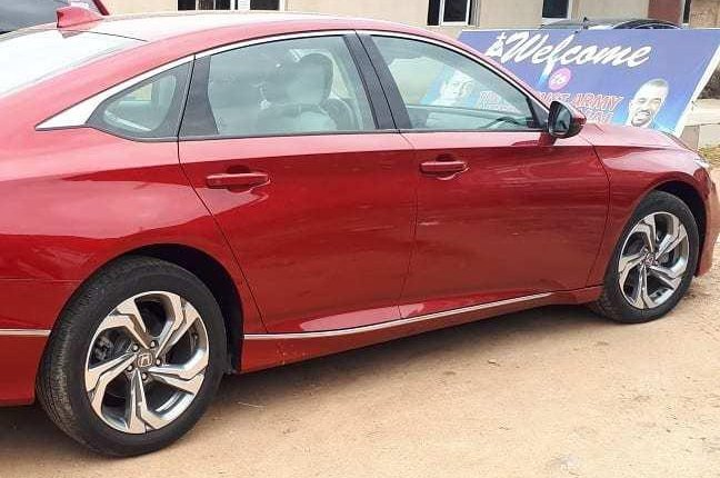 Very Clean Foreign used 2018 Honda Accord-4