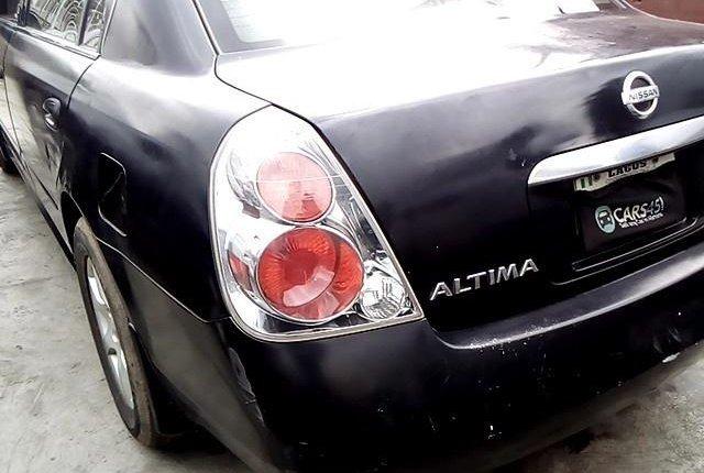 Clean Nigerian Used Nissan Altima 2006-8