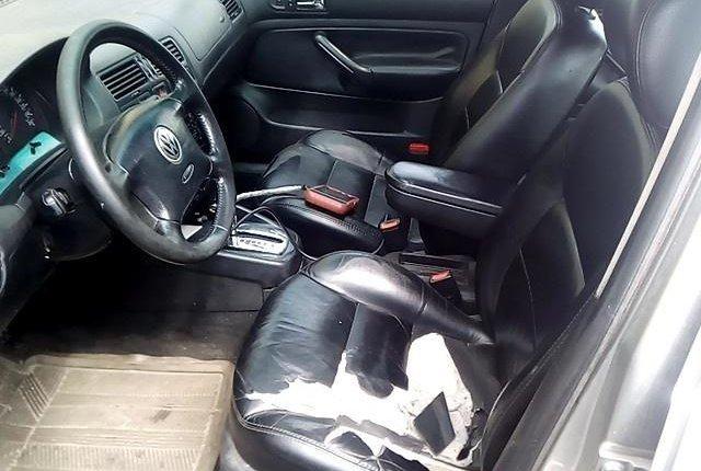 Nigerian Used 2001 Volkswagen Jetta Petrol-10