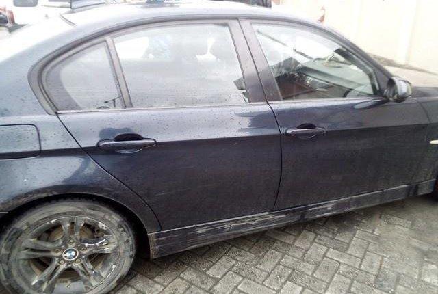 Clean Nigerian Used BMW 5 Series 2008-6