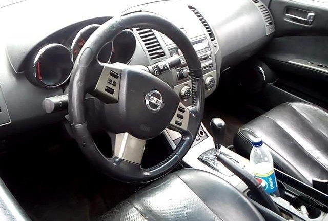 Clean Nigerian Used Nissan Altima 2006-10