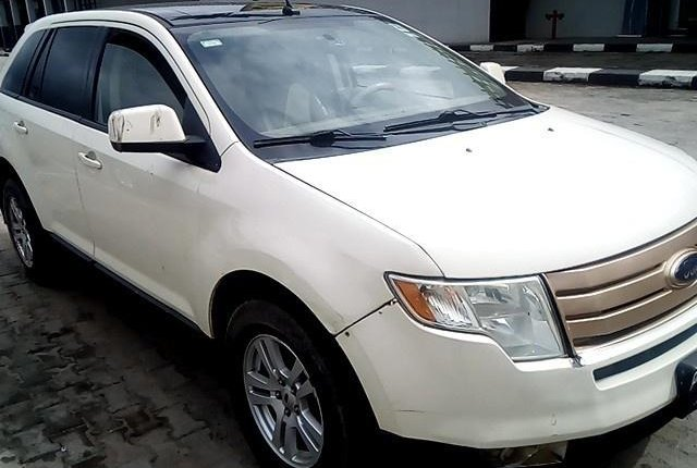 Super Clean Nigerian used 2007 Ford Edge Petrol Automatic-4
