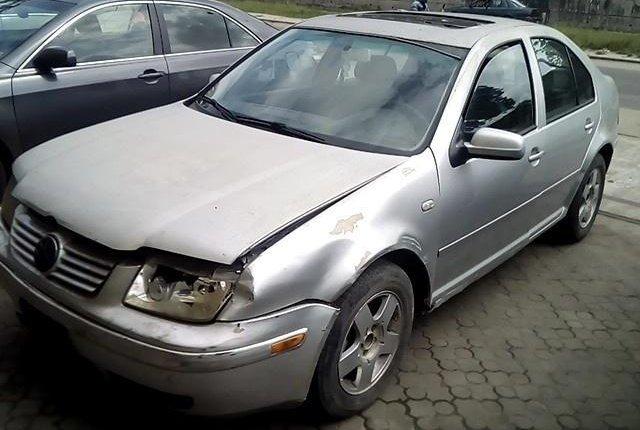 Nigerian Used 2001 Volkswagen Jetta Petrol-3