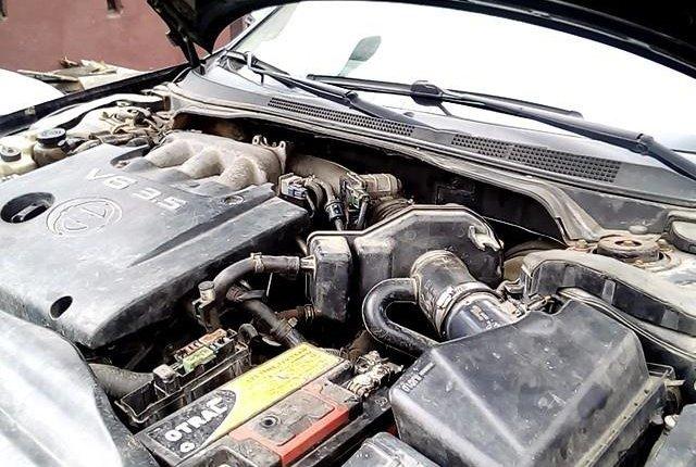 Clean Nigerian Used Nissan Altima 2006-12