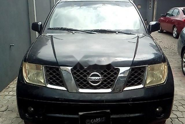Neat Nigerian used Nissan Pathfinder 2006-1