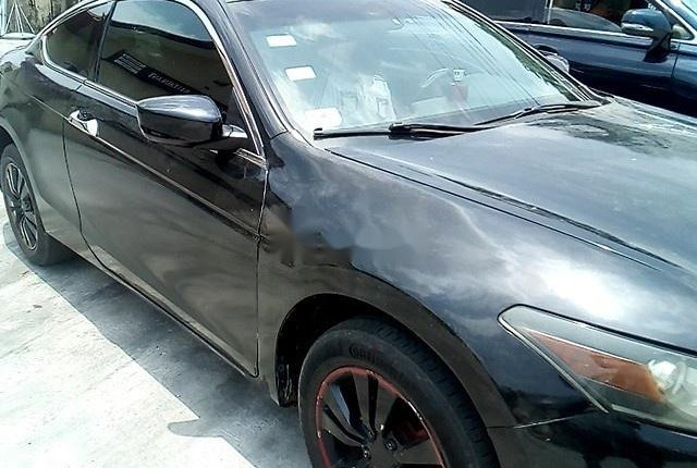 Very Clean Nigerian used 2009 Honda Accord for sale-6
