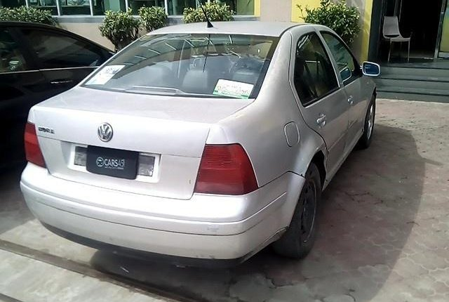 Nigerian Used 2001 Volkswagen Jetta Petrol-9