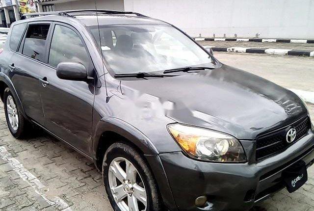 Clean Nigerian Used  Toyota RAV4 2006-4