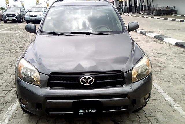 Clean Nigerian Used  Toyota RAV4 2006-1