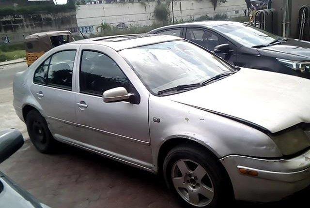 Nigerian Used 2001 Volkswagen Jetta Petrol-6