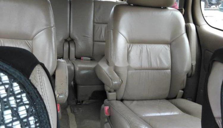 Nigerian Used 1999 Toyota Sienna -4