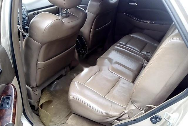 Neat Nigerian used 2002 Acura MDX for sale-11