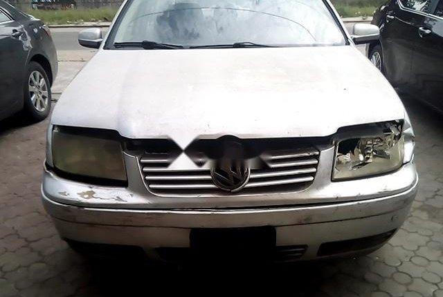 Nigerian Used 2001 Volkswagen Jetta Petrol-1