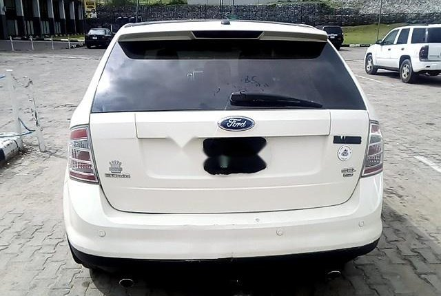 Super Clean Nigerian used 2007 Ford Edge Petrol Automatic-7